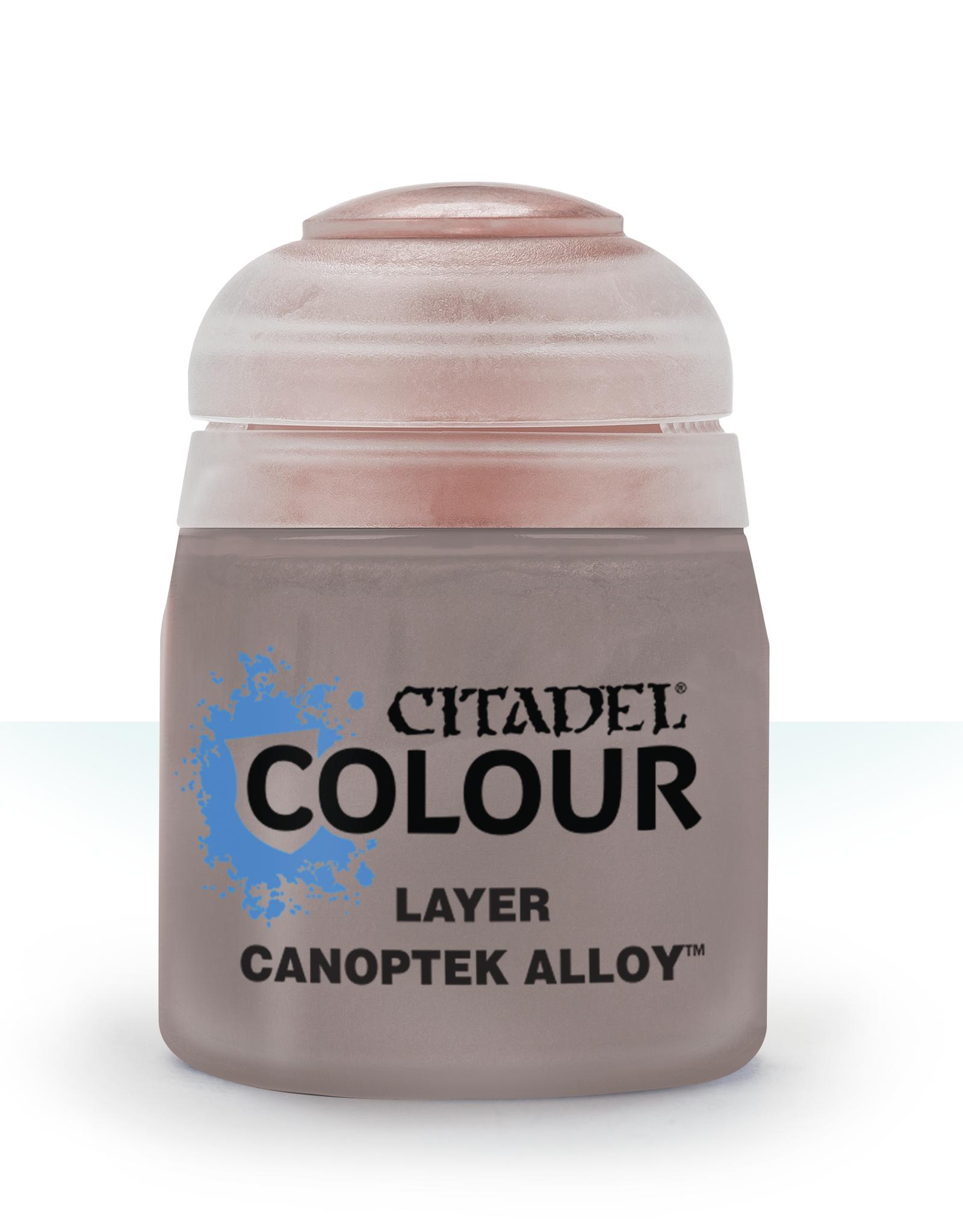 Citadel Citadel Layer: Canoptek Alloy (12ml)