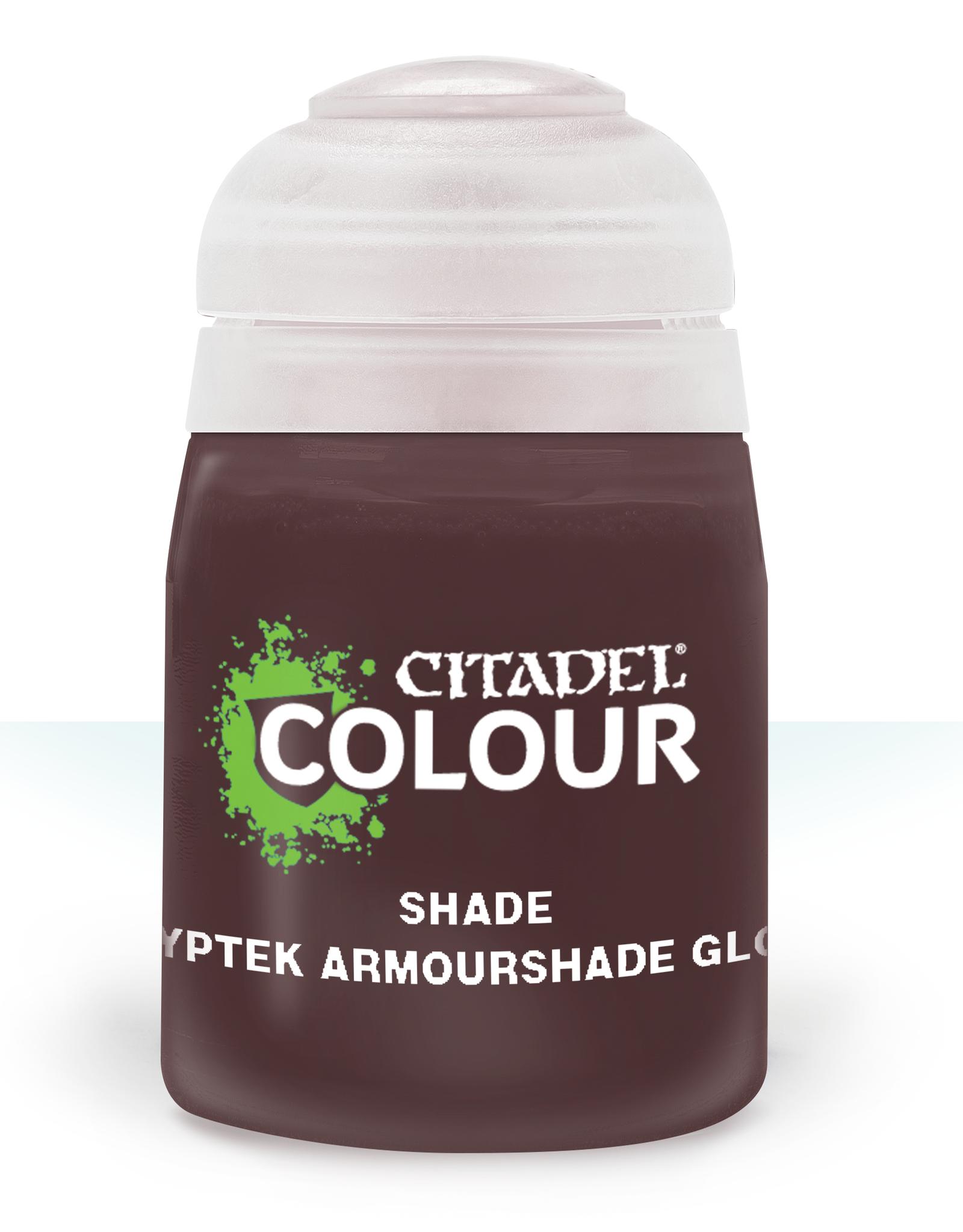 Games Workshop Citadel Shade: Cryptek Armourshade Gloss (18ml)