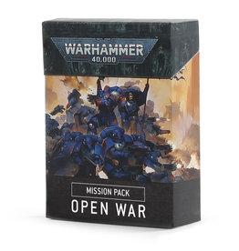 Games Workshop Warhammer 40.000 Mission Pack: Open War