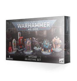 Games Workshop Warhammer 40.000 Battlezone Objective Set