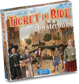 Days of Wonder Ticket to Ride: Amsterdam (NL)