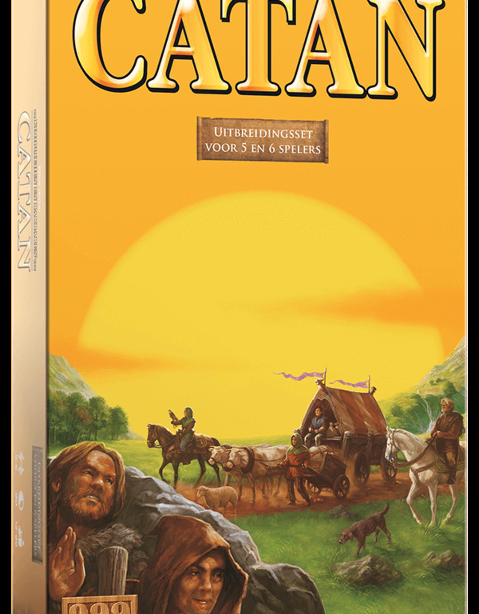 999-Games Catan Kooplieden en Barbaren 5/6 spelers