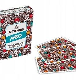 Copaq Neo Premium Playing Cards Flowers