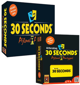 999-Games 30 Seconds: basisspel + uitbreiding (NL)