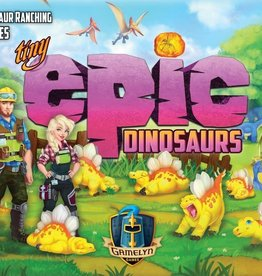 Gamelyn Games Tiny Epic Dinosaurs (EN)