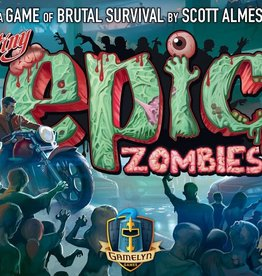 Gamelyn Games Tiny Epic Zombies (EN)