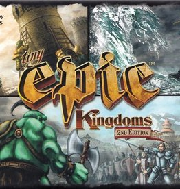 Gamelyn Games Tiny Epic Kingdoms (EN)