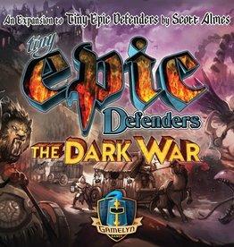 Gamelyn Games Tiny Epic Defenders: The Dark War (EN)