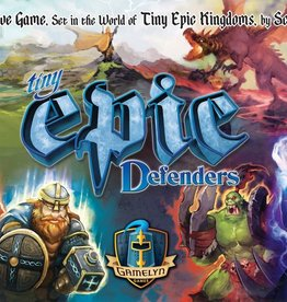 Gamelyn Games Tiny Epic Defenders (EN)