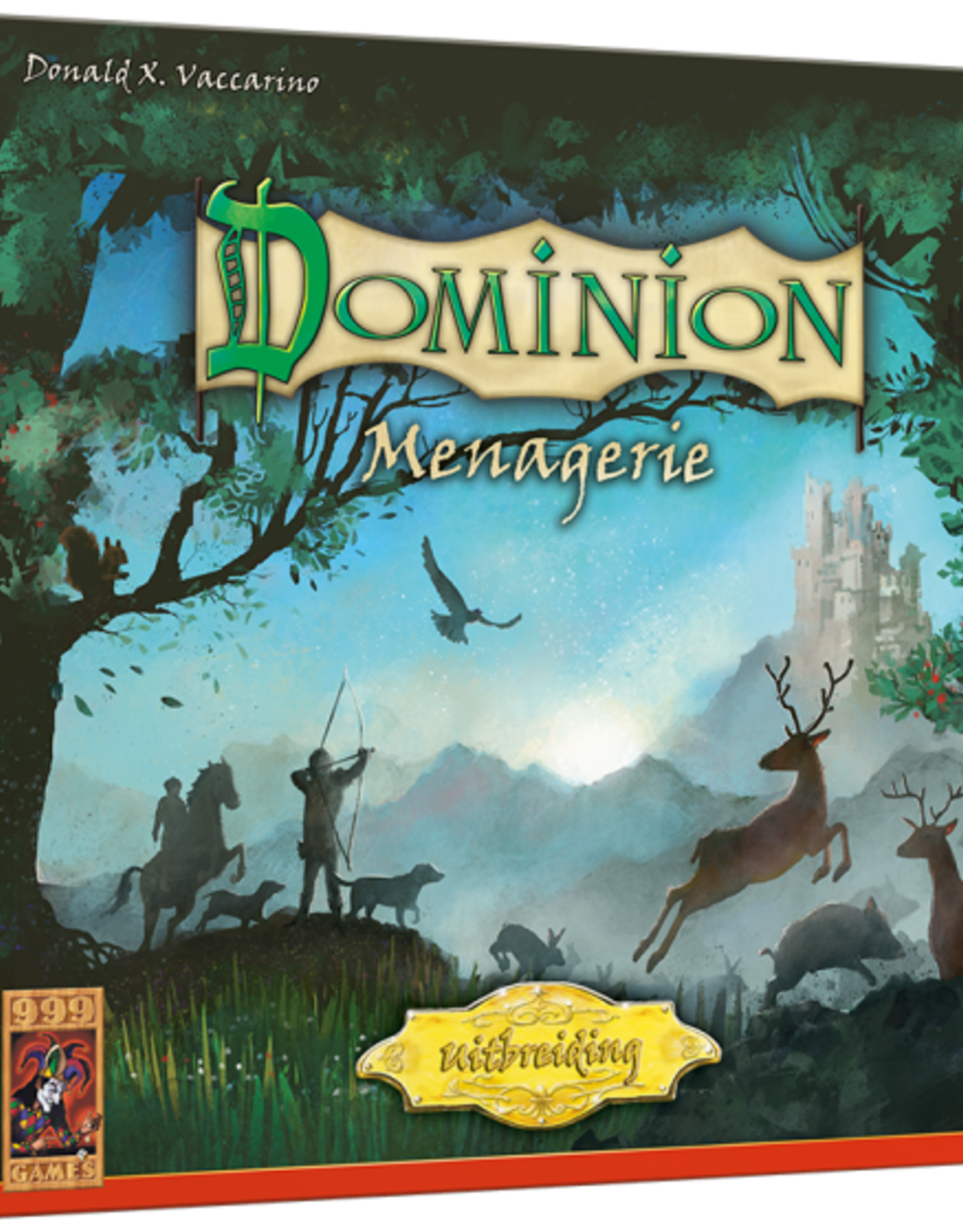 999-Games Dominion: Menagerie (NL)