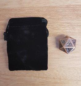 ADC Blackfire Metal D20 with Velvet Bag Antique Copper