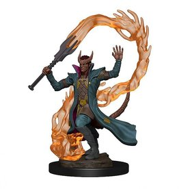 Wizkids D&D Icons of the Realms Tiefling Sorcerer, Male