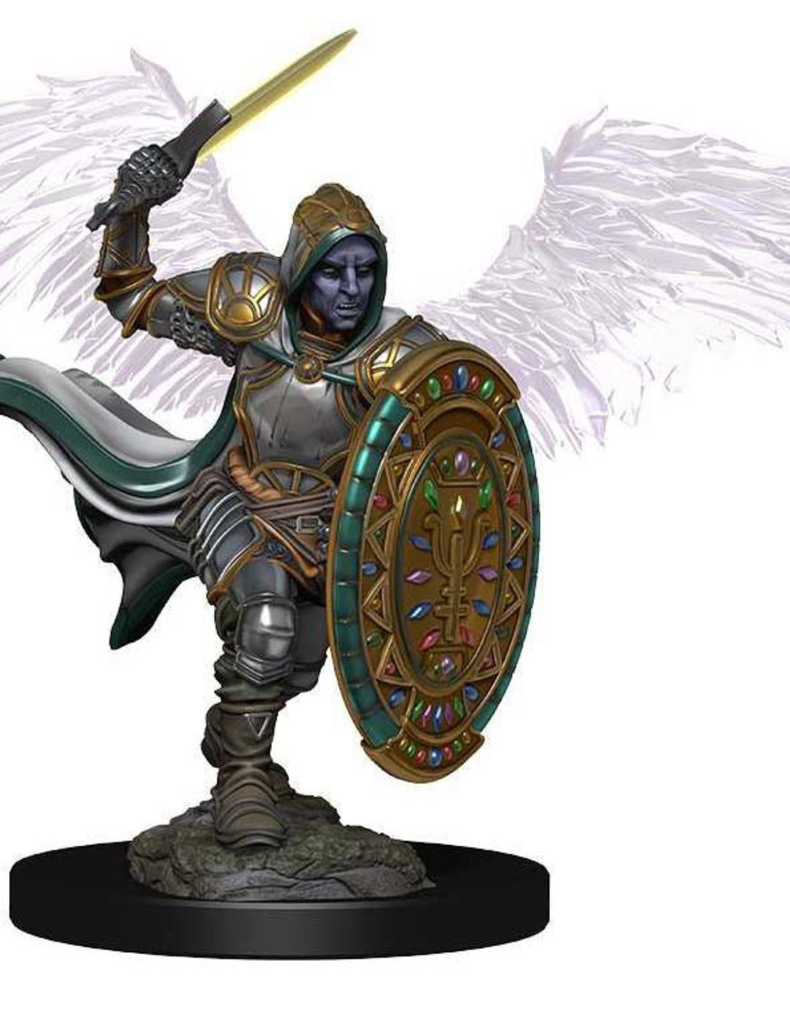 Wizkids D&D Icons of the Realms Aasimar Paladin, Male