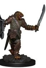 Wizkids D&D Icons of the Realms Dragonborn Paladin Female