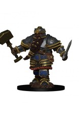 Wizkids D&D Icons of the Realms Dwarf Fighter, Male