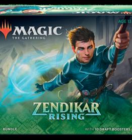 Wizards of the Coast MtG Zendikar Rising Bundle