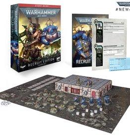 Games Workshop Warhammer 40.0000 Recruit Edition Starter