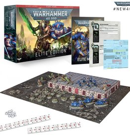 Games Workshop Warhammer 40.0000 Elite Edition Starter