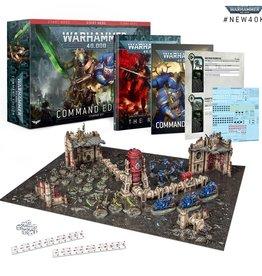 Games Workshop Warhammer 40.0000 Command Edition Starter
