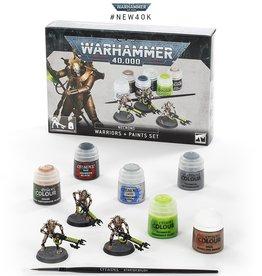 Games Workshop Warhammer 40.0000 Necrons Paint Set