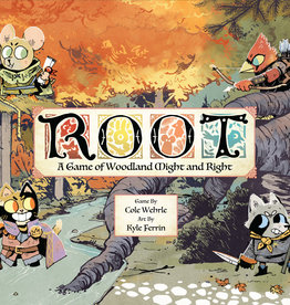 Leder Games Root: a Game of Woodland Might and Right (EN)
