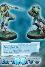 Corvus Belli Combined Seed Soldiers (Combi Rifle, Light GL)