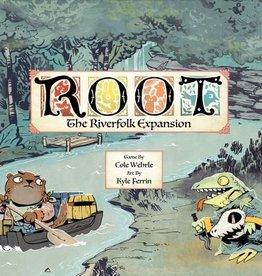 Leder Games Root: The Riverfolk Expansion (EN)