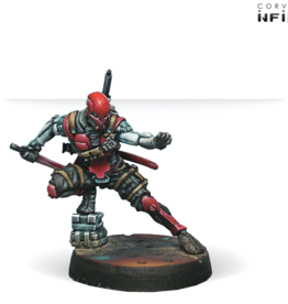 Corvus Belli Mercenaries Senor Massacre (AP CCW, E/M CCW)