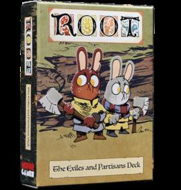 Leder Games Root: The Exiles and Partisans Deck (EN)