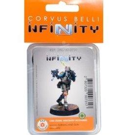 Corvus Belli JSA Cube Jägers, Mercenary Recoverers