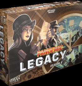Z-Man Games Pandemic Legacy Season 0 (EN)