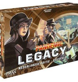Z-Man Games Pandemic Legacy: Seizoen 0 (NL)