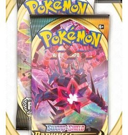 Pokemon USA POK S&S Darkness Ablaze Celebration Blister (2 boosters)