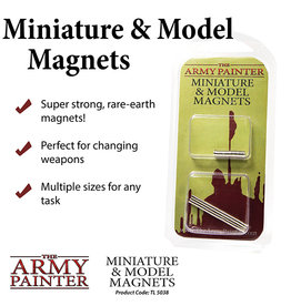 The Army Painter The Army Painter Miniature & Model Magnets (3mm; 5mm)