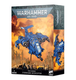 Games Workshop Space Marines Stormhawk Interceptor