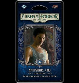 Fantasy Flight Games Arkham Horror LCG: Nathaniel Cho Investigator Deck (EN)
