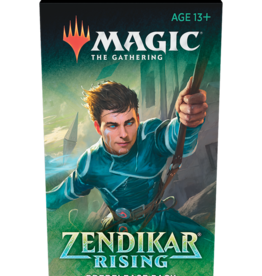 Wizards of the Coast MtG Zendikar Rising (at home) Pre-release kit