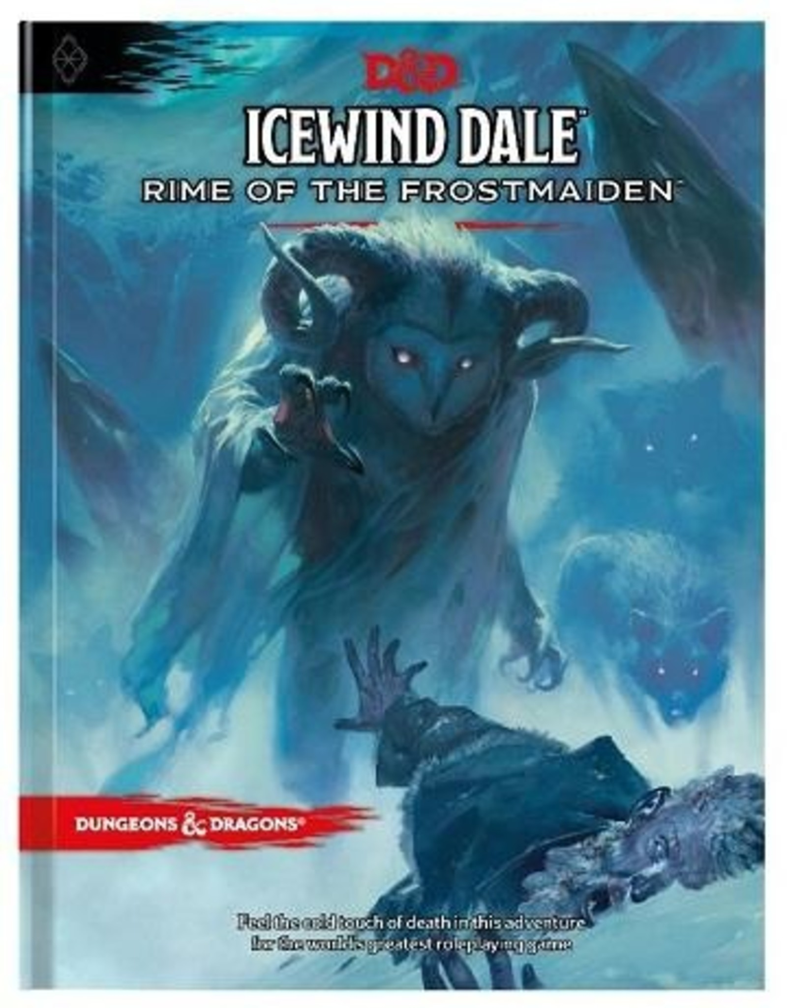 Wizards of the Coast D&D 5th ed. Icewind Dale: Rime of the Frostmaiden