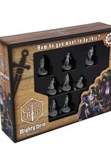Steamforged Games Critical Role: Mighty Nein