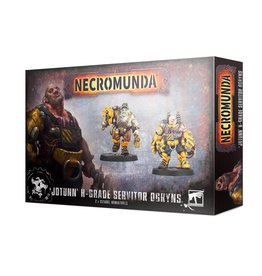 Games Workshop Necromunda Jotunn H-Grade Servitor Ogryns