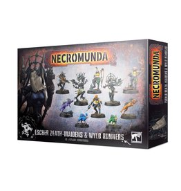 Games Workshop Necromunda Escher Death Maidens & Wyld Runners