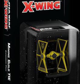 Fantasy Flight Games Star Wars X-Wing 2.0 Mining Guild TIE Fighter