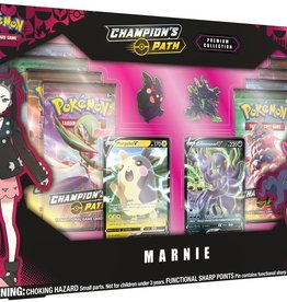 Pokemon USA POK S&S Champions Path: Premium Collection Marnie Pre-order