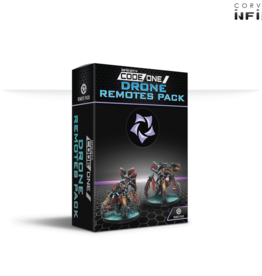 Corvus Belli Combined Army Drone Remotes Pack