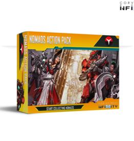 Corvus Belli Nomads Action Pack