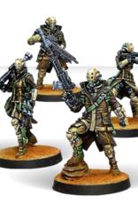 Corvus Belli Zhayedan Intervention Troops