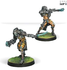 Corvus Belli Gao-Rael Unit (Spitfire, Sniper Rifle)