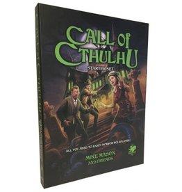 Chaosium Call of Cthulhu Starter Set