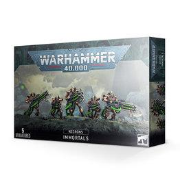 Games Workshop Necrons Immortals/Deathmarks