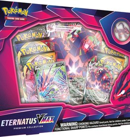 Pokemon USA POK Eternatus V-Max Premium Collection